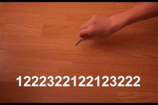 Пен таппинг - Урок#4(биты 2 ручки) - YouTube