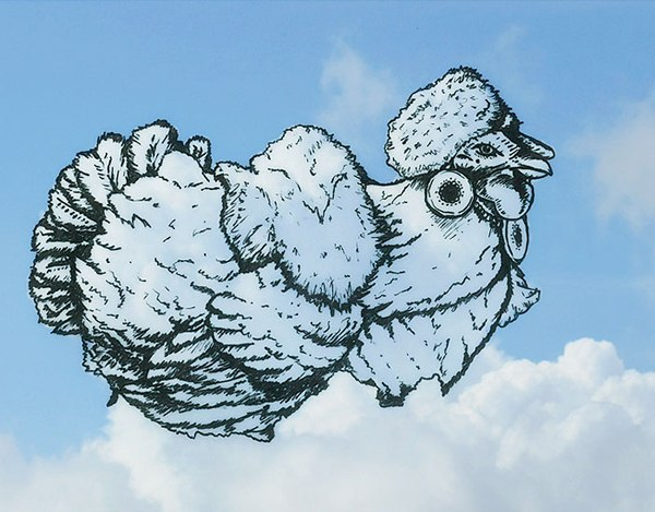 Russian Chicken Cloud