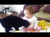 Детское СлайдШоу из 50 фото и видео какие прикольные малыши