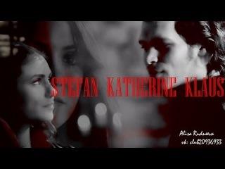 Стефан/Кэтрин/Клаус - холодно(by Alisa Rudneeva)