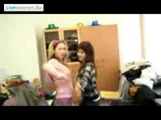 Лера и Аня. Видео со съемочной площадки сериала