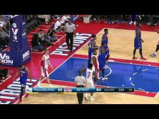 Philadelphia 76ers vs Detroit Pistons | Full Highlights | December 06, 2014 | NBA Season 14/15