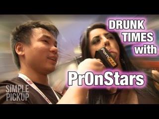 DRUNK TIMES WITH PORNSTARS