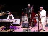 Hamiet Bluiett's Bio-Electric Ensemble - at Vision Festival 18 - Roulette, Brooklyn - June 16 2013
