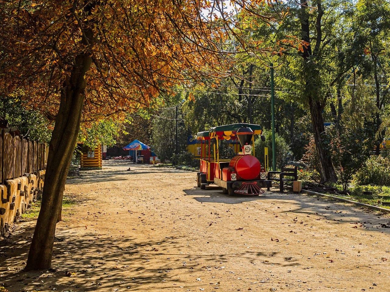 День народного единства в таганрогском парке имени Горького