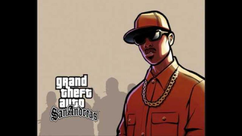 GTA San Andreas крутой музыка слишь брателла ♫