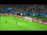 Победный гол Гетце в Финале Германия Аргентина 1 0   ЧМ по футболу 2014