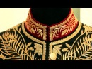 Goldwork embroidery: couture embellishment with Hand Lock