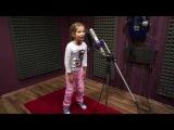 Девочка очень круто поёт !