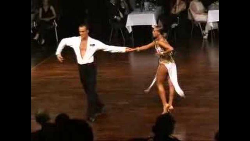 Oxana and Franco - Giessen 2006 - Rumba