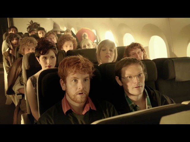 An Unexpected Briefing AirNZSafetyVideo