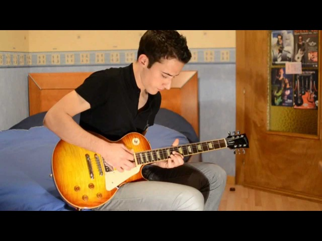 Gary Moore - Parisienne Walkways cover by Florian - IG : florian_casciano