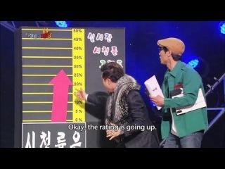 The King of Ratings | 시청률의 제왕 (Gag Concert / 2013.05.18)