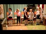 Английский для детей без учителей. Группа Смешарики. Май 2015. Песня Teddy Bear.
