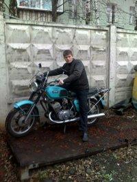 Дмитрий Мясов, 25 мая , Москва, id50114513