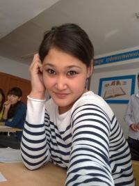 Алима Аргумбаева, 6 декабря , Санкт-Петербург, id90857622