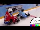 Детскую секцию по следж-хоккею открыли в Одинцове