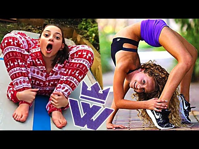 Most FLEXIBLE and STRONG Kids 2018