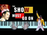 Queen The Show Must Go On Piano Cover