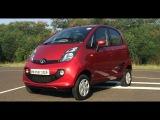 Производство Tata Nano - самый дешевый автомобиль в мире