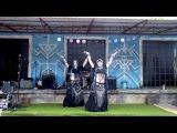Magenta J ATS® Duet Tsvetkova & Fia Amber Tribe Open AIR (29.07.17)