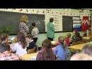 O alfabecie Braila lekcja w Polskiej Szkole Konsularnej w Nowym Jorku