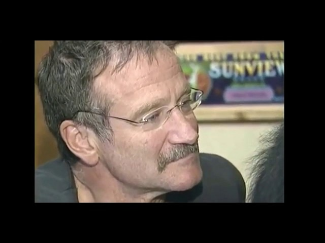 The Real Robin Williams