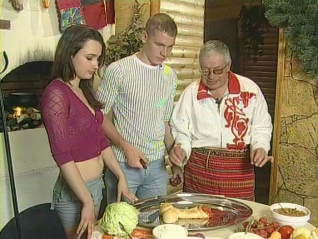 Секс с Анфисой Чеховой 2 сезон 15 серия Любовная кухня