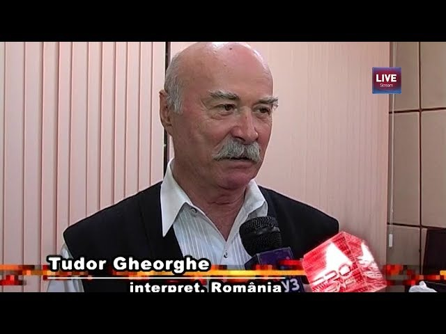 Pro-News 12 - Tudor Gheorghe (ROM) (02.04.10)