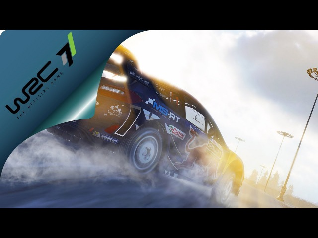 Гонки 172 | WRC 7 (4) | Прохождение (3)
