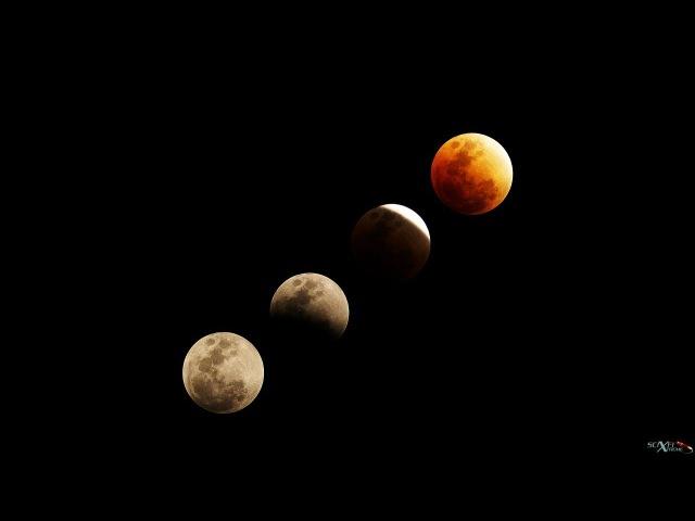 Лунное затмение невозможно в гелиоцентрической системе. Траблы с тенью Земли, отбрасываемой на Луну