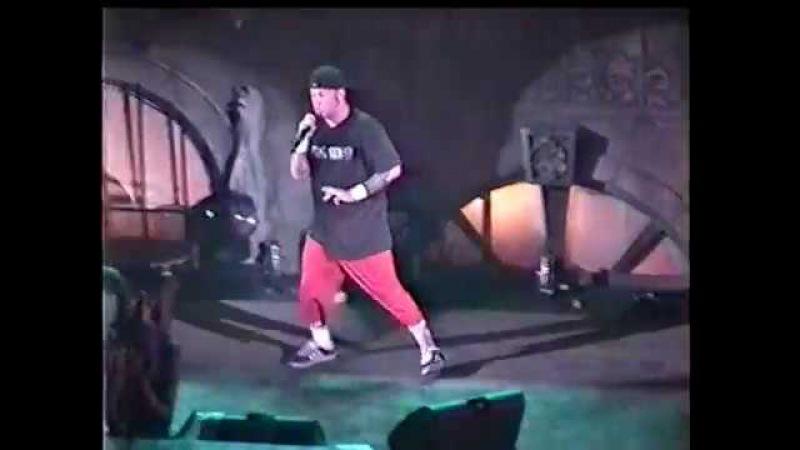 Limp Bizkit - Trust? (Live in Roy Wilkins Auditorium, Saint Paul, Minnesota, USA 12/07/1999)
