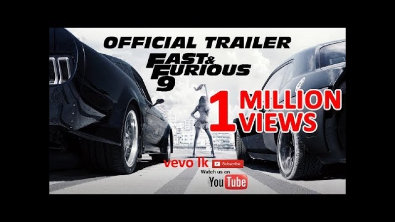 Fast Furious 9 (Official Trailer 2019) HD