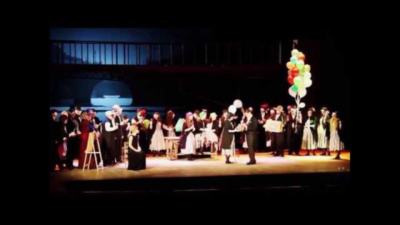 Премьера оперы Травиата Дж Верди в Пензе