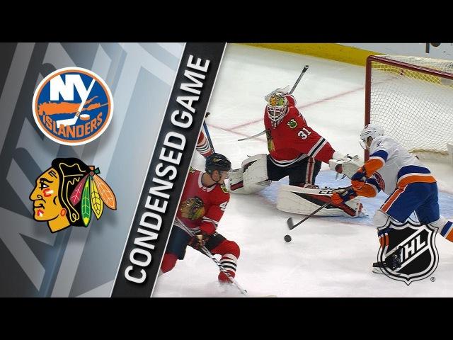 01/20/18 Condensed Game: Islanders @ Blackhawks