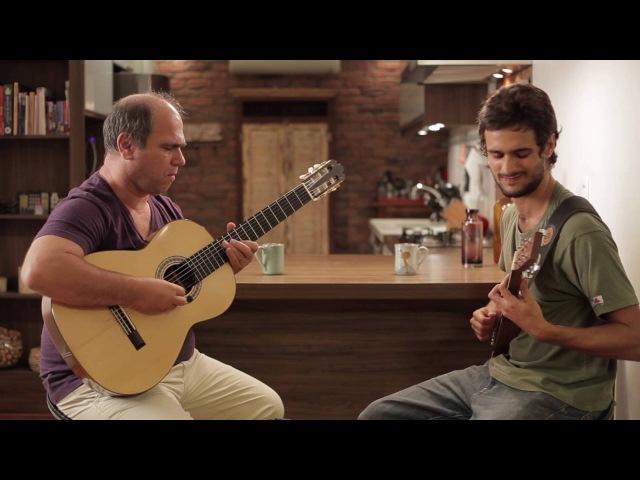 Triste (Tom Jobim) - Thiago Rabello e Nelson Faria