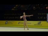Maria Sergeeva - Ball AA - GP Kiev 2018