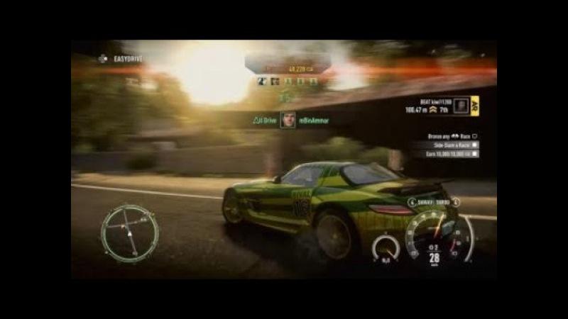 SLS AMG против Sesto Elemento Need for Speed Rivals