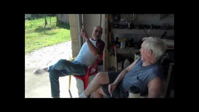№ 2502 МОЙ МУЖ и СОСЕД ПЕСНЯРЫ ПЕСНИ для Саши АМЕРИКА FloridaYalta 19 мая 2012