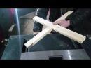 Станок для паза крестовин