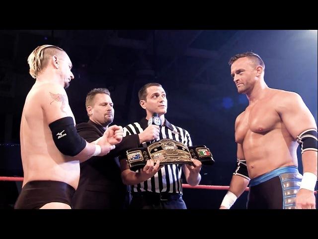 James Ellsworth vs. Nick Aldis - NWA Worlds Heavyweight Championship