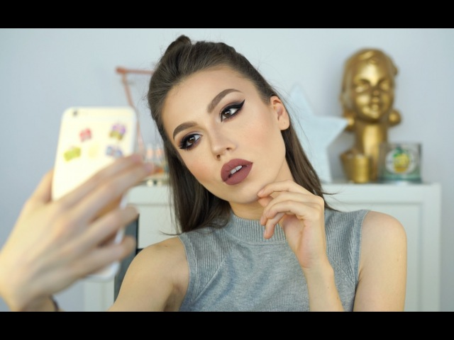 Instagram Makyajı | Amerikan Tarzı Makyaj