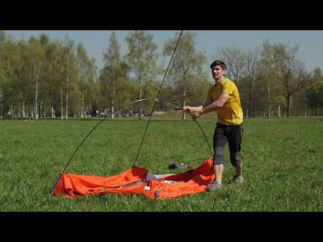 Серия палаток Solo XC