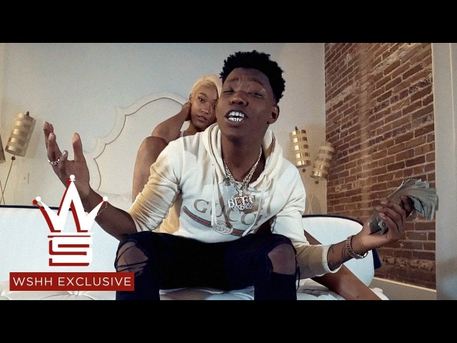 Yung Bleu Ice On My Baby (WSHH Exclusive - Official Music Video)