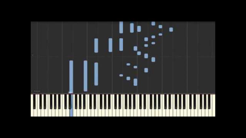 Gareev Artem - Song Without Words (e-mol) (Synthesia)
