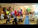 Выпускной танец с шарами 2015 детский сад №2 Мечта г.Алчевск