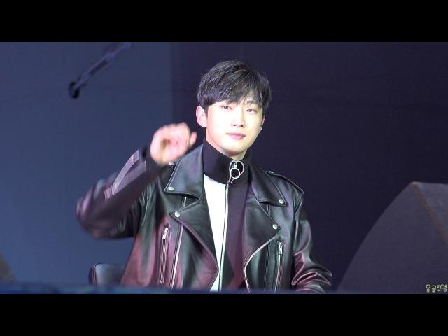 180215 평창 헤드라이너쇼 B1A4 - 잘자요 굿나잇 (진영)