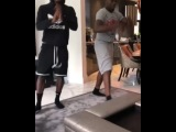 """Paul Labile Pogba on Instagram: """"That's what I do on my day off 🕺🏾🕺🏾🕺🏾😜😜🙅🏾♂️🙅🏾♂️😂 enjoy Life ! Alegriaaaaaa"""