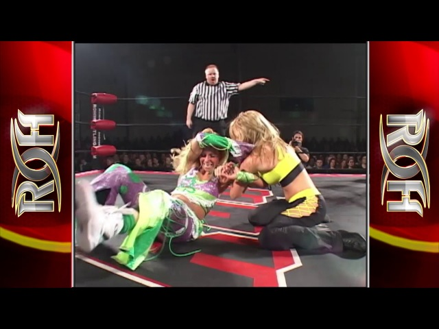 Ashley Lane vs Mschif vs Lacey vs Daizee