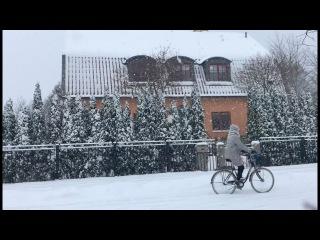 ФУ, ШВЕЦИЯ // пережить зиму, где я живу, инген реклам
